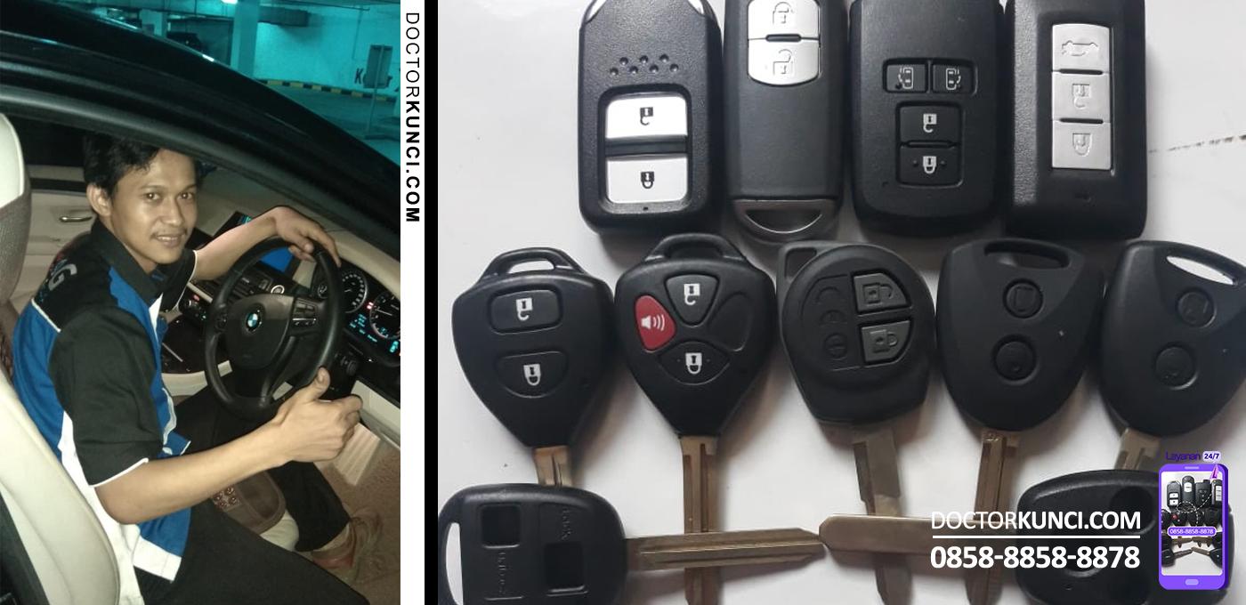 Ahli Kunci Jakarta, Ahli Kunci Mobil
